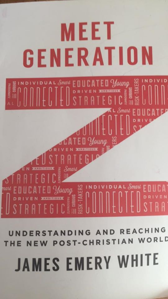Generation Z Book Cover